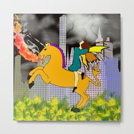 Fairytale Dreams Metal Print