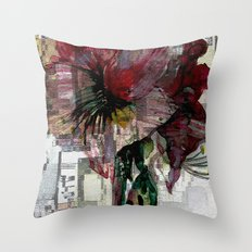 Amaryliss Throw Pillow