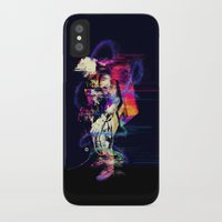 spaceman iPhone & iPod Cases featuring Spaceman  by Sebastián Andaur