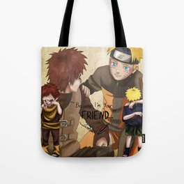 """""""Because I'm Your Friend"""" Tote Bag"""