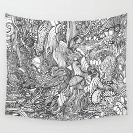 Wild Ideas Wall Tapestry