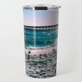 Emerald coast Travel Mug