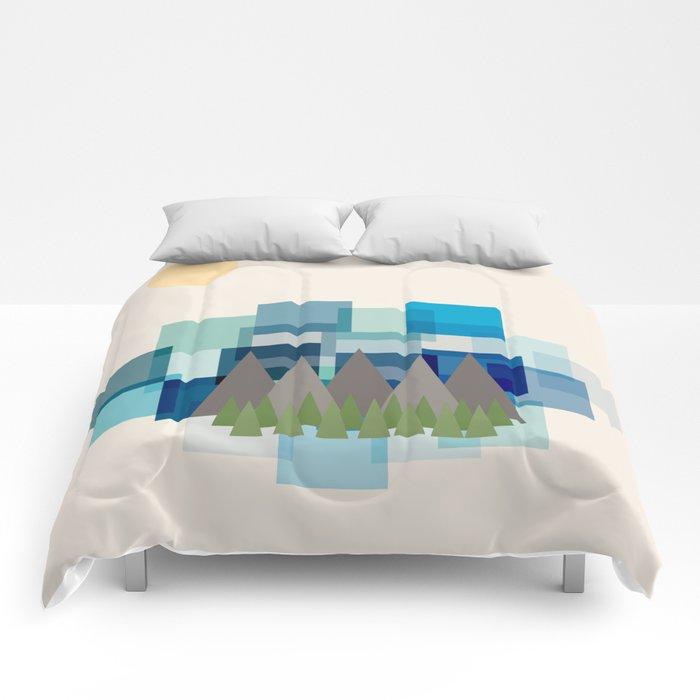 Daytime Adventures Comforters
