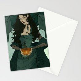 Jack (O'Lantern) and Jill Stationery Cards