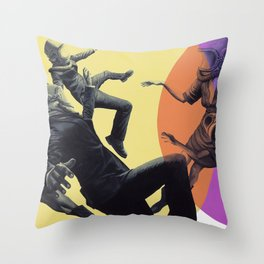Wash Throw Pillow
