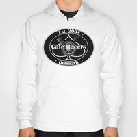 cafe racer Hoodies featuring Cafe Racer  by Peter G. Brandt