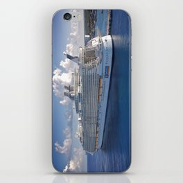 Oasis of the Seas - Cozumel iPhone Skin