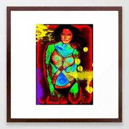 Retrosleaze 3 Framed Art Print