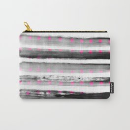 abstract watercolor dots Carry-All Pouch