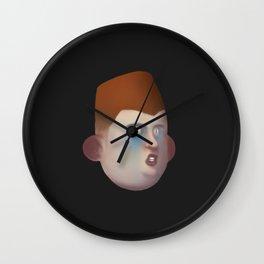 Mercurian Jimbo Wall Clock