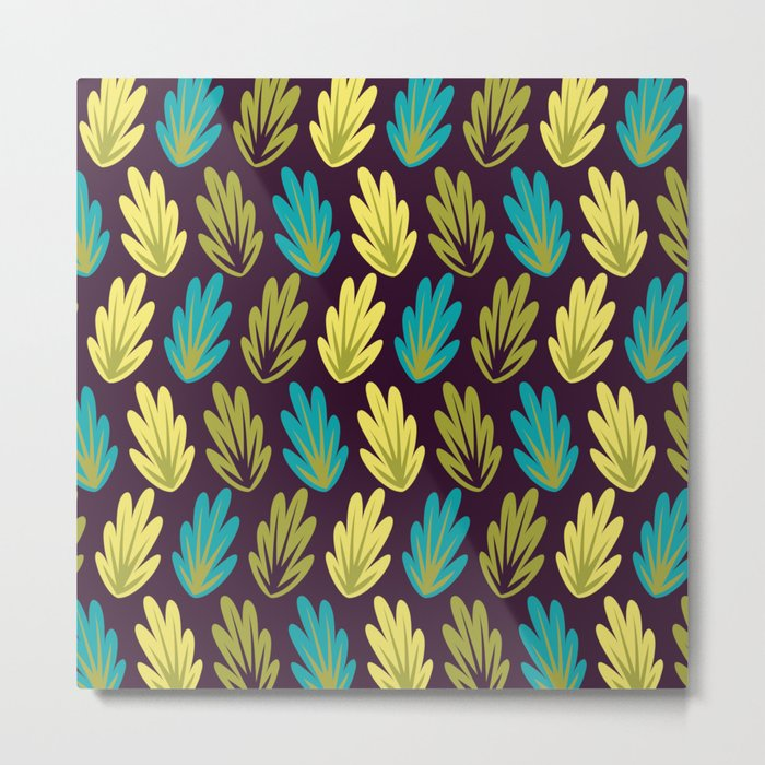 Little Leaf Metal Print