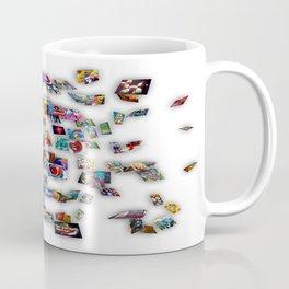 expolding ball Coffee Mug
