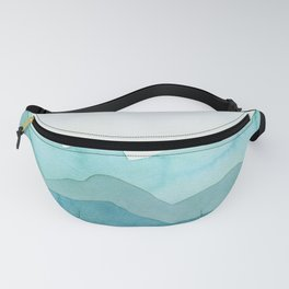 Green Mountains Fanny Pack