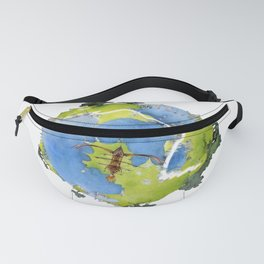 Yes World Fanny Pack