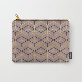 Pretty Geometry 1 Carry-All Pouch