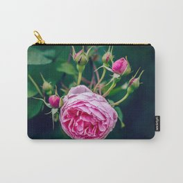 Blessing Rose Carry-All Pouch