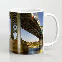 NYC from Brooklyn Coffee Mug
