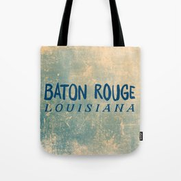 BATON ROUGE LOUSIANA Tote Bag