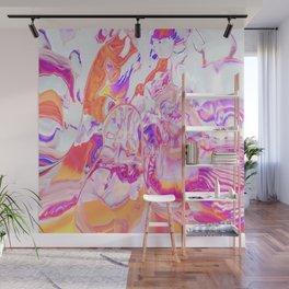 Candy Marble Wall Mural