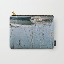 Boats Reflections Water Carry-All Pouch