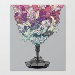 Ka-Bloom Canvas Print