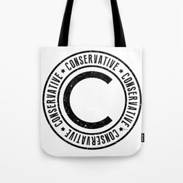Conservative Tote Bag