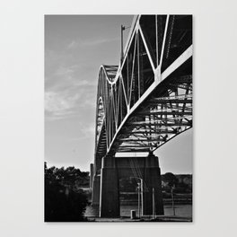 Sagamore Bridge Canvas Print