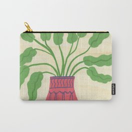 Plant in a vase Carry-All Pouch