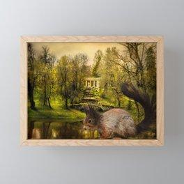 Pavlovsk Framed Mini Art Print