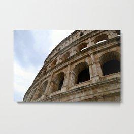 Roaming Rome Metal Print
