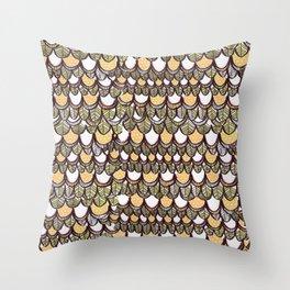 Sprin Throw Pillow