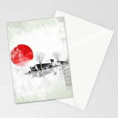 Waking to Winter Stationery Cards