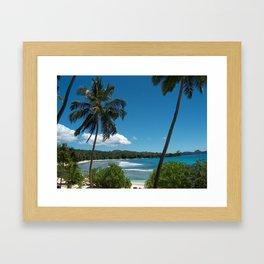 Seychelles Framed Art Print