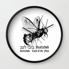 Beelzebub Wall Clock