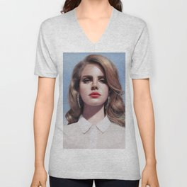 Lana - Born To Die Unisex V-Neck