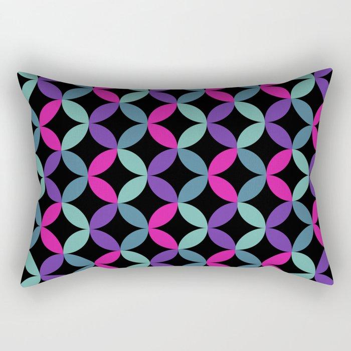 Color Switch Rectangular Pillow