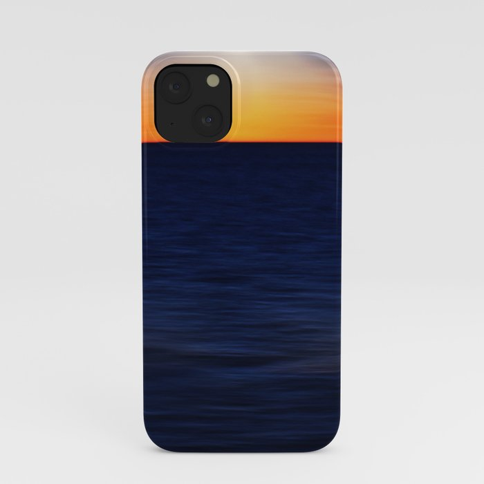 Angelslight over the sea iPhone Case