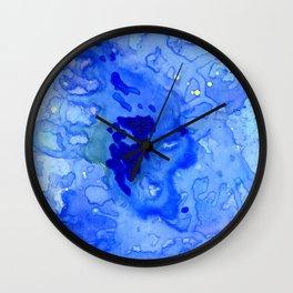Midnight Medusa Wall Clock