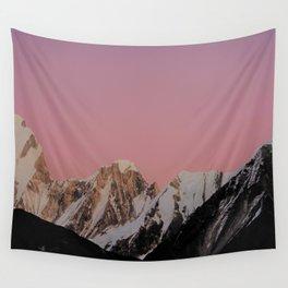 Sunset Peak Wall Tapestry