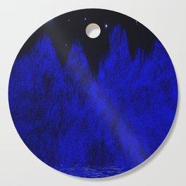 Full moon Cutting Board