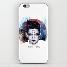 High Warlock of Brooklyn iPhone Skin
