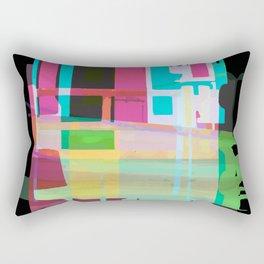 Urban Decay I Rectangular Pillow