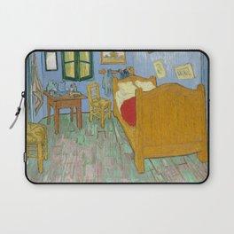 Vincent van Gogh - The Bedroom in Arles Laptop Sleeve