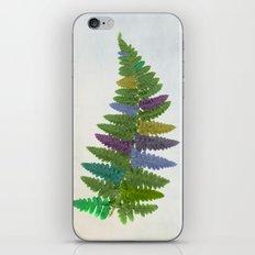 Kaleidofern iPhone & iPod Skin