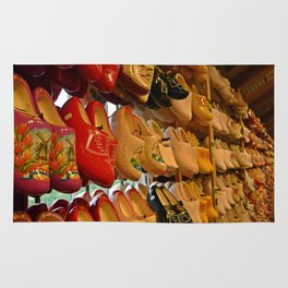 Wooden Shoes Rug