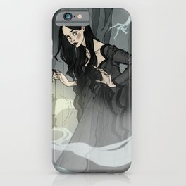 What Lies in the Mist iPhone Case
