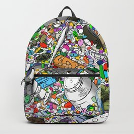Addicted Backpack