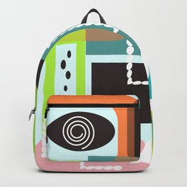Dream abstract Backpack