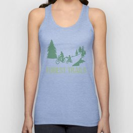 Forest Trails gr Unisex Tank Top