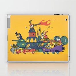 Wacky Max Laptop & iPad Skin
